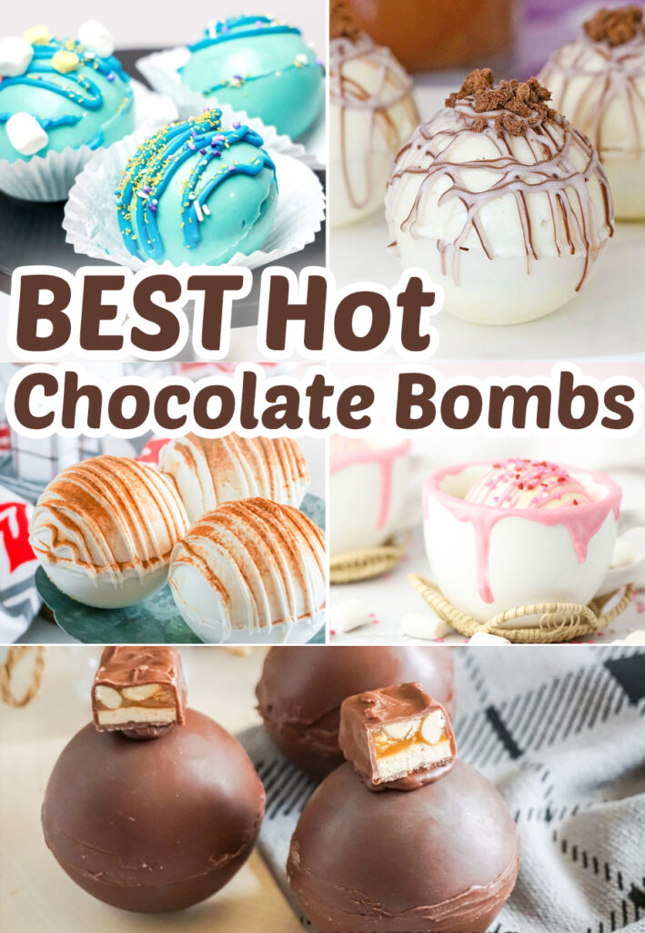 Best Hot Chocolate Bombs | Our favorite hot cocoa bombs ever.