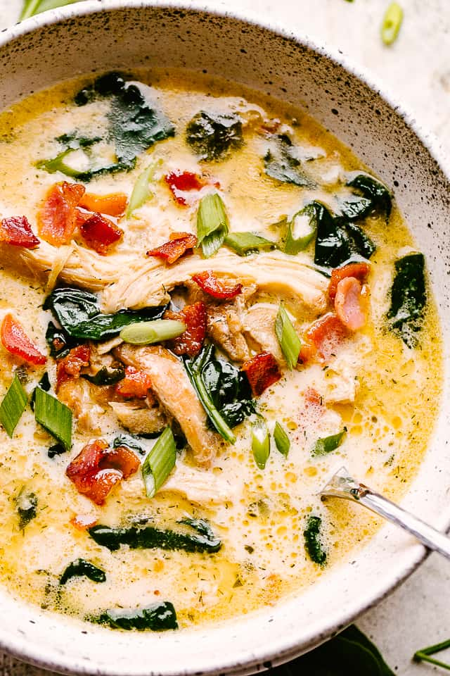 Crack Chicken Soup - The BEST Soup Recipes