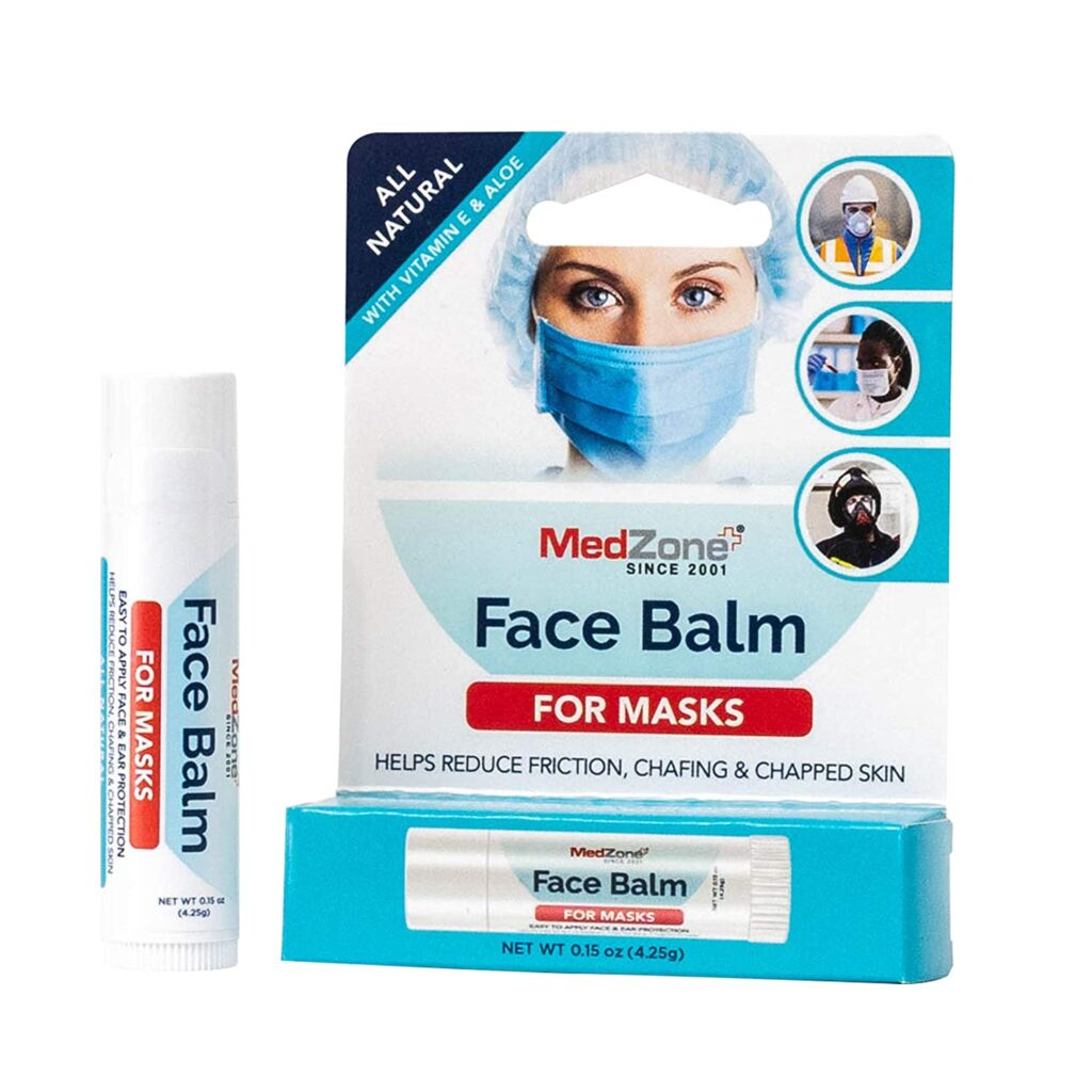 Mask Face Balm - Anti Fog Spray for glasses - Face Mask Accessories