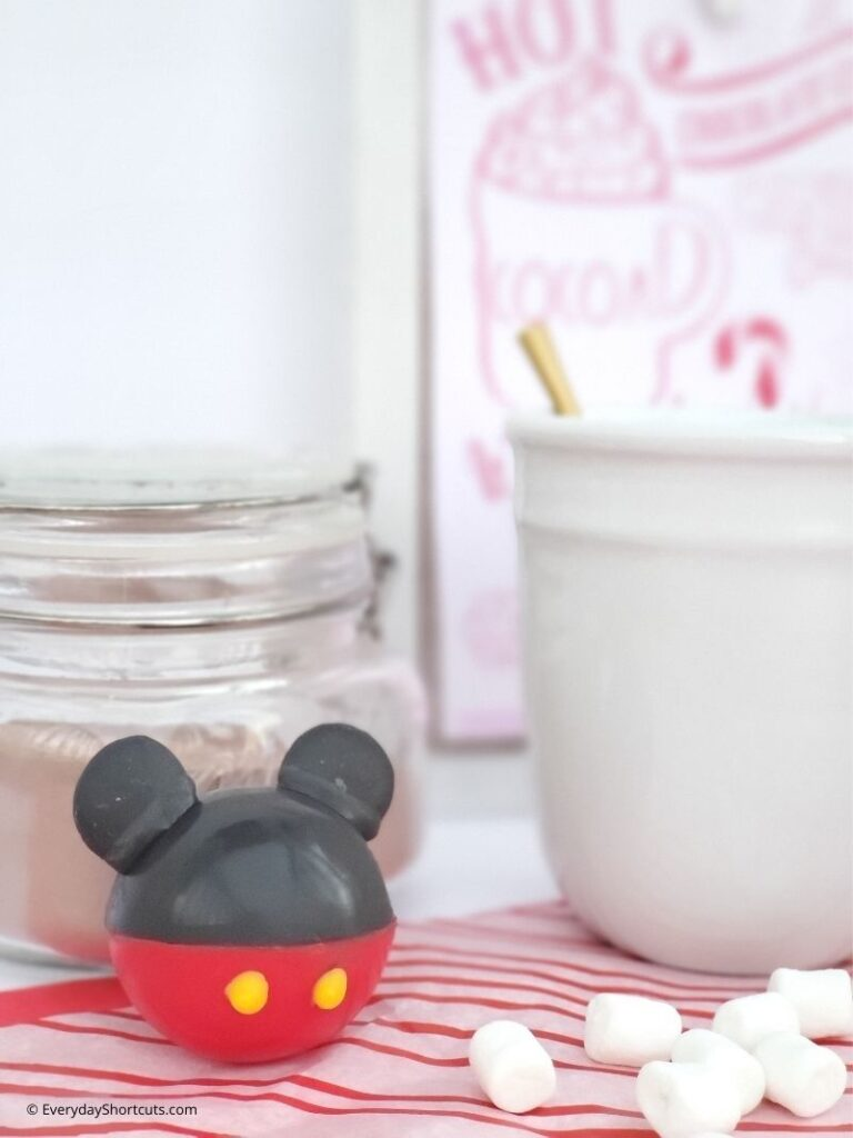 Mickey Mouse Hot Cocoa Bombs - | Best Hot Chocolate Bombs