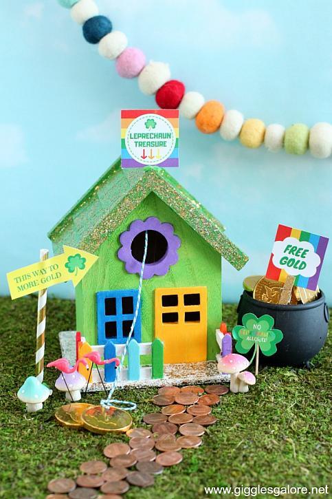 11 Fun Leprechaun Trap Ideas - these are the most fun DIY traps to make to finally catch a leprechaun!