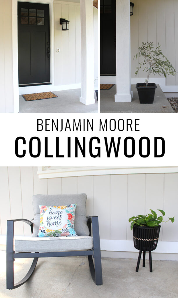 Benjamin Moore Collingwood Gray