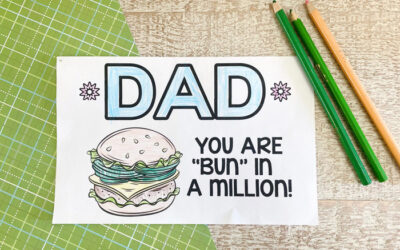 Father's Day Free Printable Card